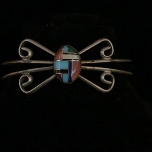 Zuni Native American Bracelet